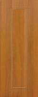 Дверь пвх  Элегия межкомнатная глухая, миланский орех (светлая)