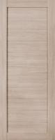 Дверь Экошпон Стиль  4 (S-4) межкомнатная глухая, беленый дуб