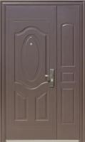 Входная дверь Молоток Крупный (D105), 1200x2050 мм