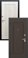 Входная металлическая дверь Флоренция, беленый дуб