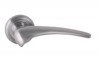 Ручка раздельная SALLADIN HA725L цвет хром для межкомнатной двери
