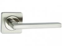 Ручка Салерно PALLINI D цвет никель матовый для межкомнатной двери