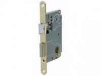 Корпус замка под ключевой цилиндр MLT 6-85 GP цвет золото для межкомнатной двери