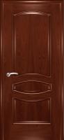 Дверь Наполеон-Элит шпонированная межкомнатная глухая, сапели