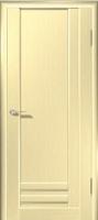 Дверь Галла шпонированная межкомнатная глухая, беленый дуб