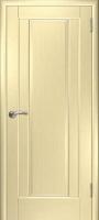 Дверь Кватро 00 шпонированная межкомнатная глухая, беленый дуб