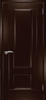Дверь Модель 01 шпонированная межкомнатная глухая, венге