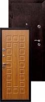 Входная металлическая дверь Йошкар Золотистый дуб