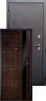 Входная металлическая дверь Аякс G-7, венге