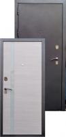 Входная металлическая дверь Аякс G-7, беленый дуб