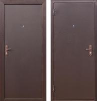 Входная металлическая дверь Строй Гост 7-1, мет/мет