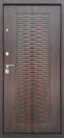 Входная металлическая дверь Волна